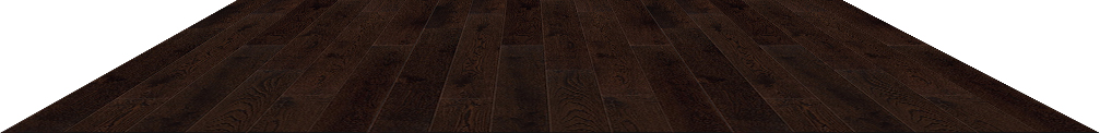 тёмно-коричневый деревянный пол
